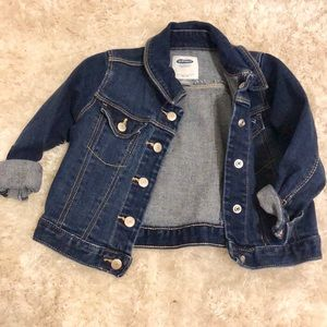 Old navy 2t Jean jacket